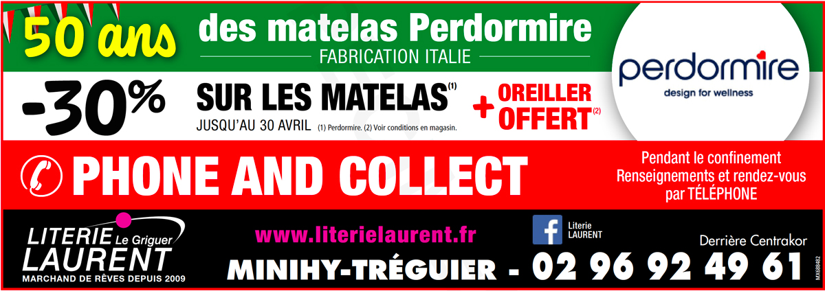 promotions literie laurent